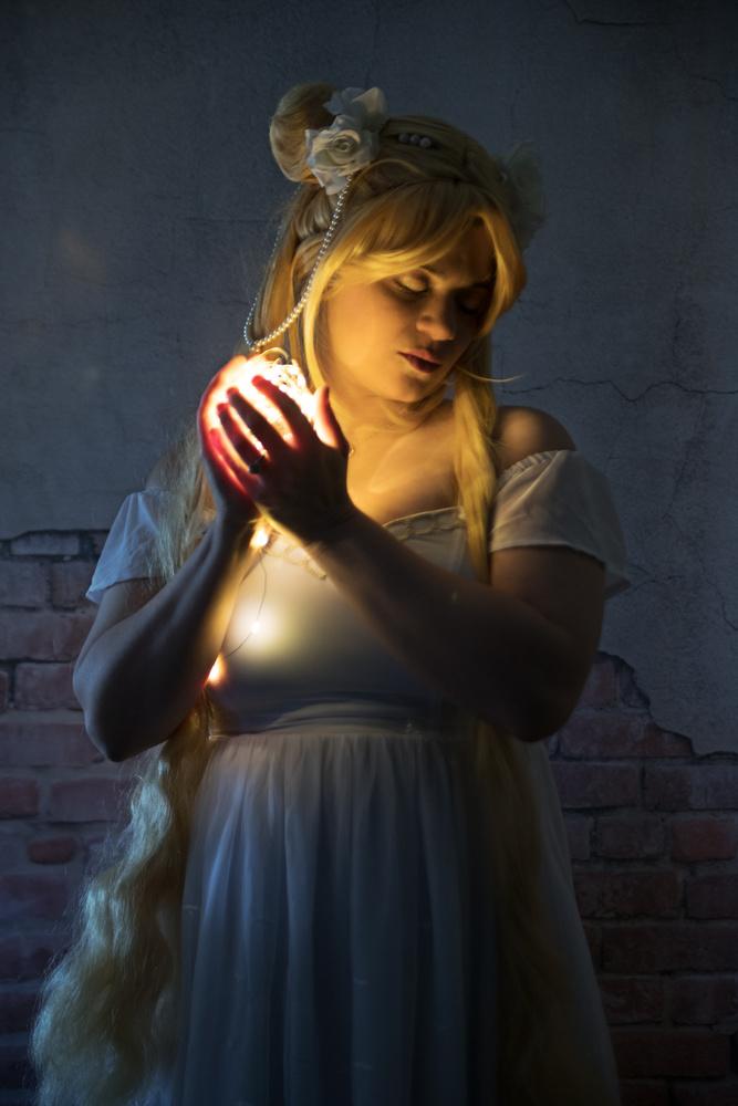 Lauren Sailor Moon by John Sheehan