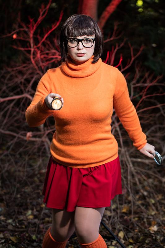Fairwind Cosplay as Velma by John Sheehan