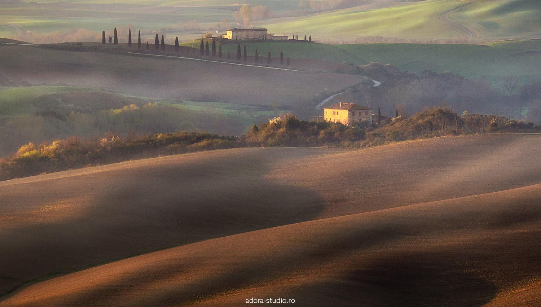 Random Tuscany by Paulian Prajitura