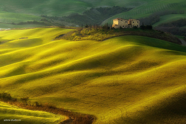 Classic Tuscany by Paulian Prajitura