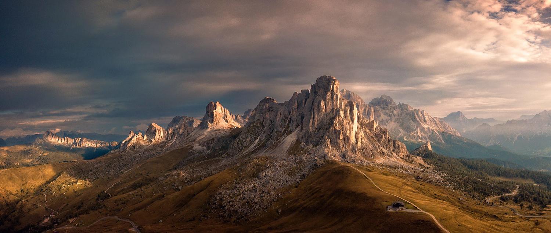 Passo Giau by Paulian Prajitura