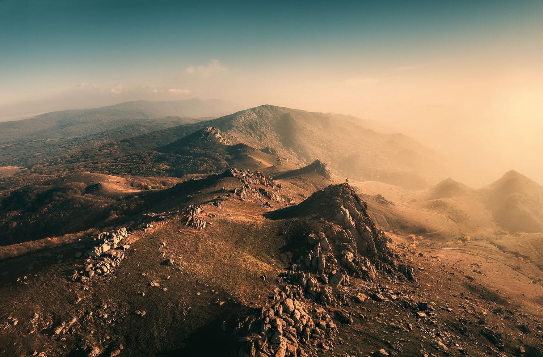 Adventure in the mountains by Paulian Prajitura