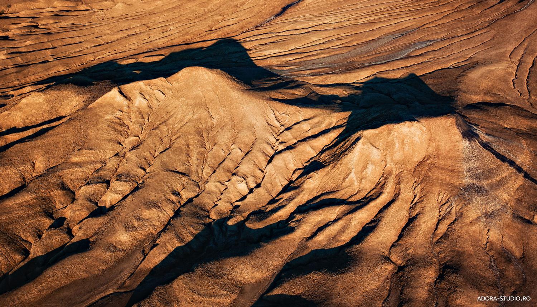 Mud volcanoes by Paulian Prajitura