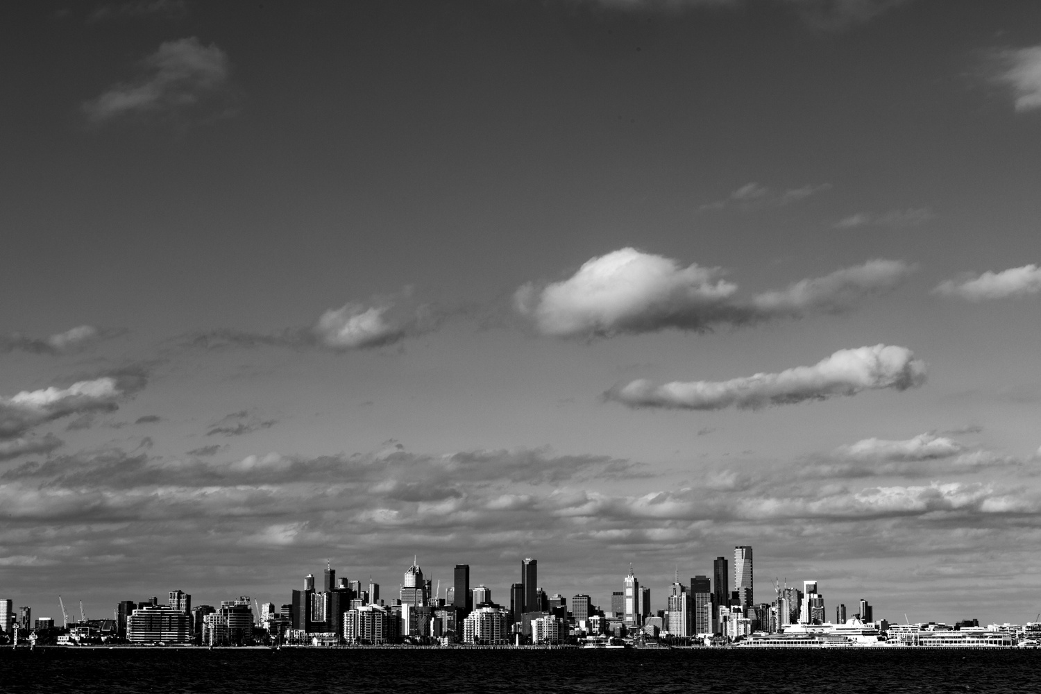melbourne by Stephen Scully