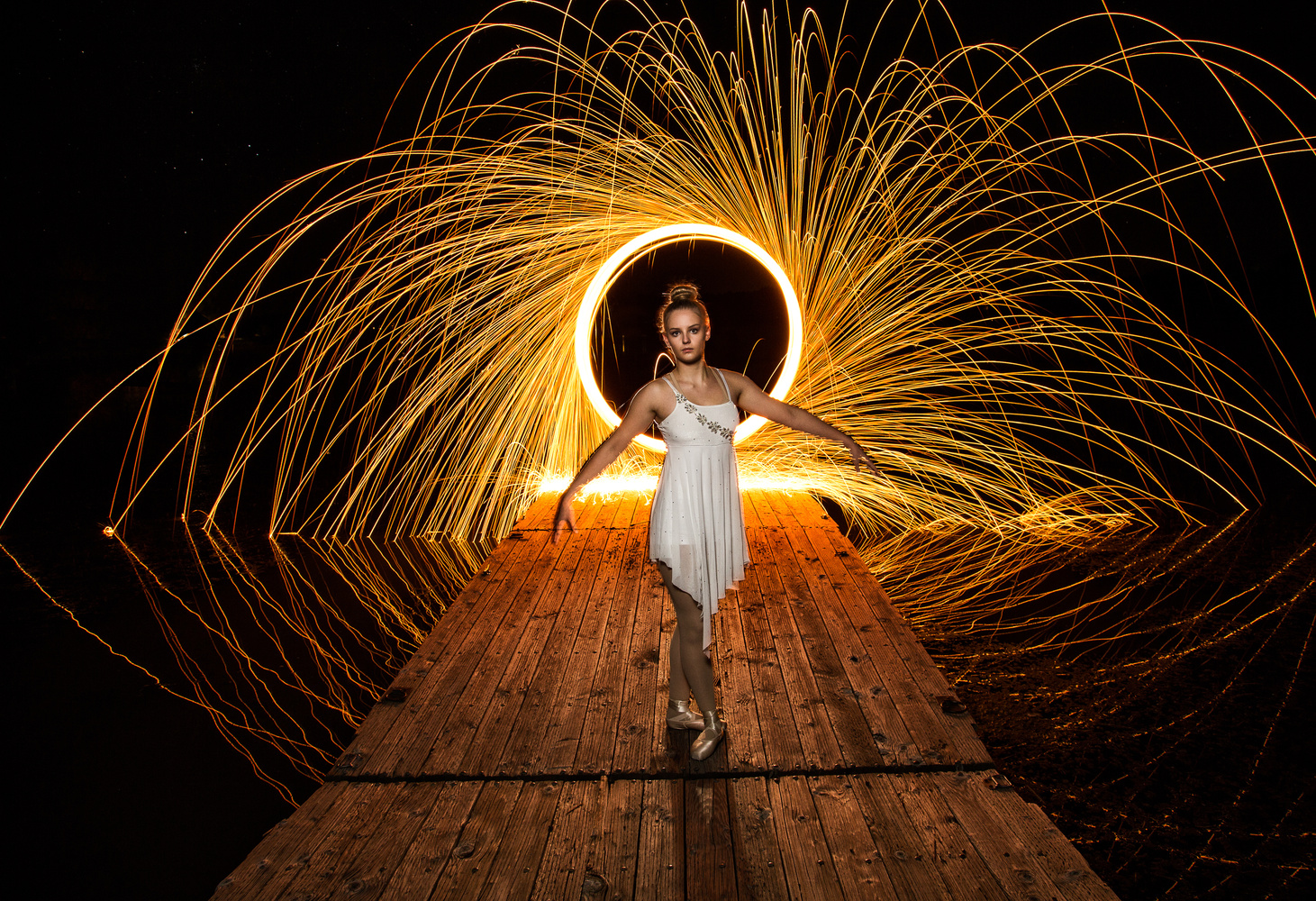 Sparkling Ballet  by Mike Mahoney