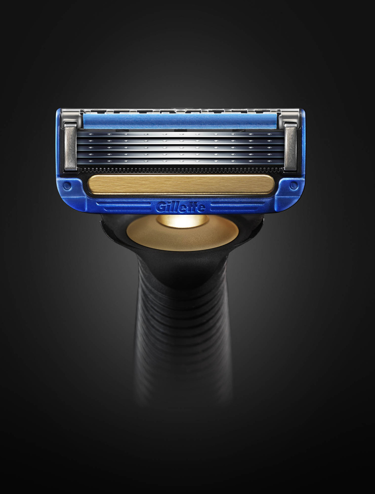 Gillette rasor by OMS Photo