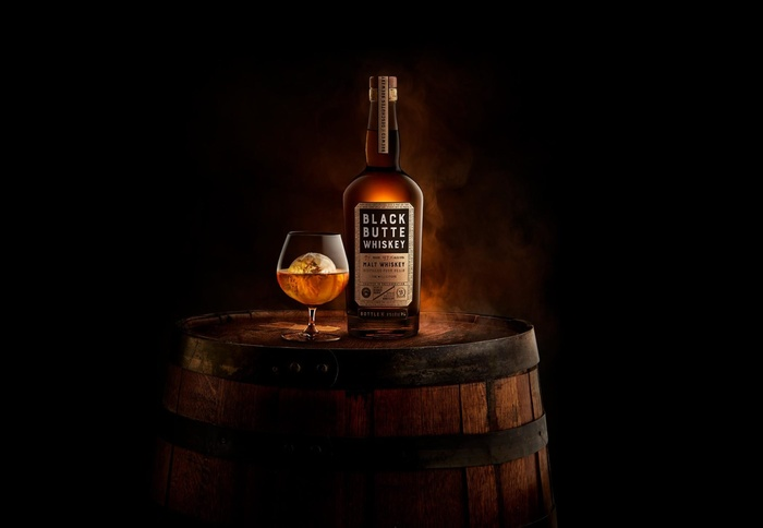 Black Butte Whiskey by OMS Photo