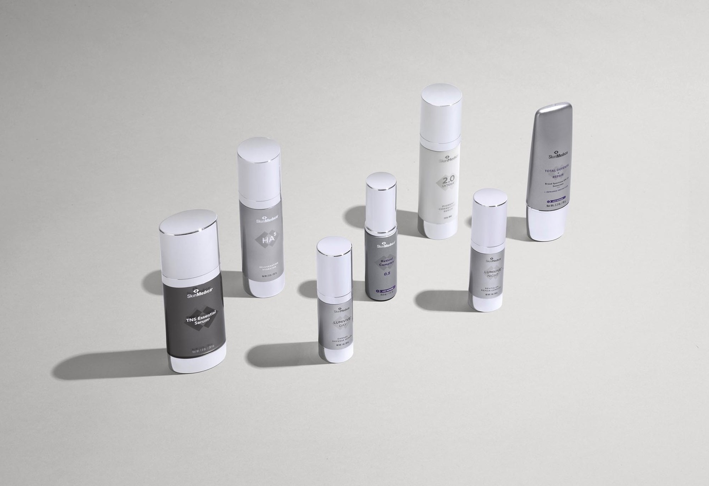 Skin Medica products by OMS Photo