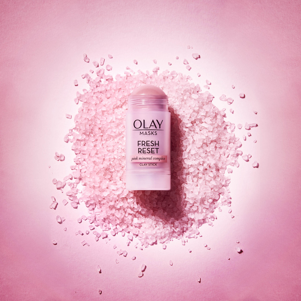 Olay Pink Salt by OMS Photo