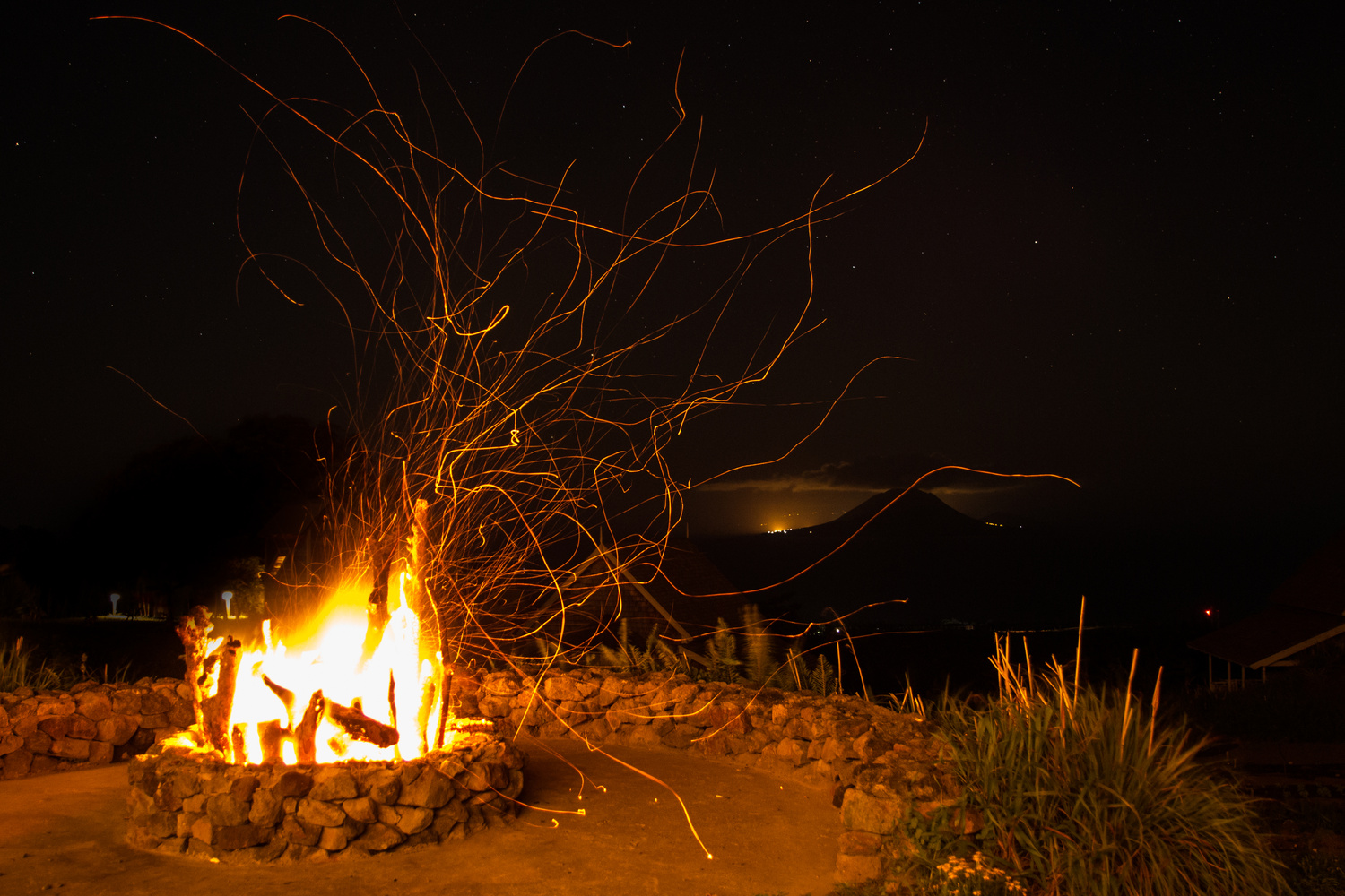 Bonfire by Eric Pennell