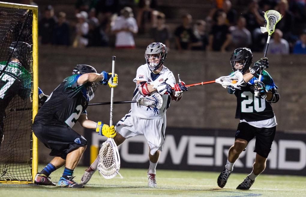 Diving Goal by Casey Kermes