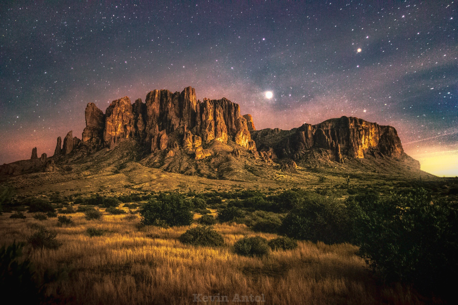 A night out by Kevin Antol