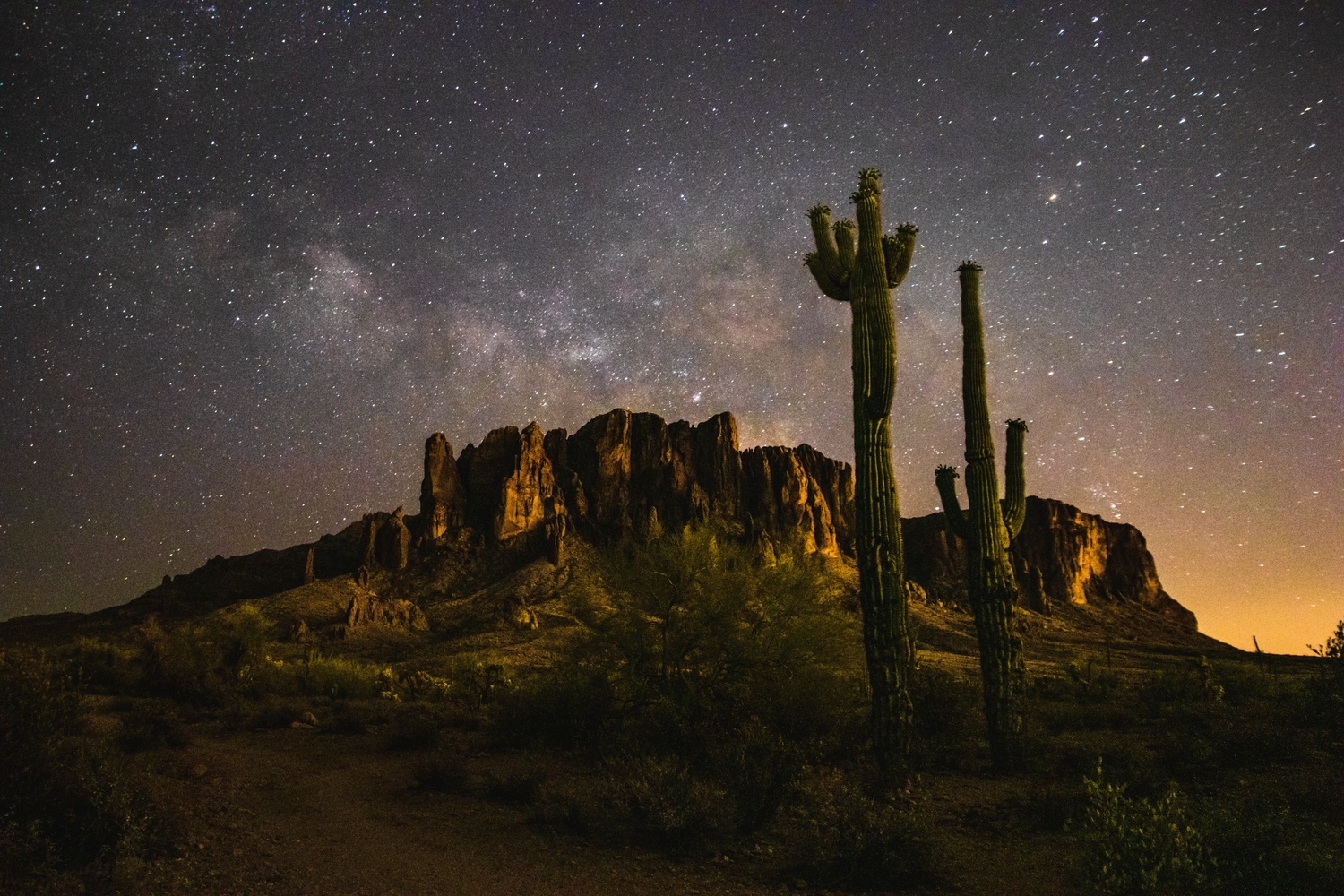 Superstitions by Kevin Antol