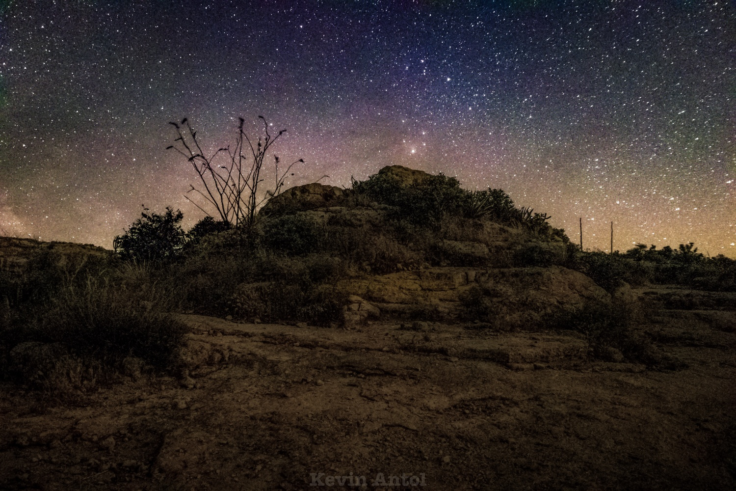 Superstition Nights by Kevin Antol