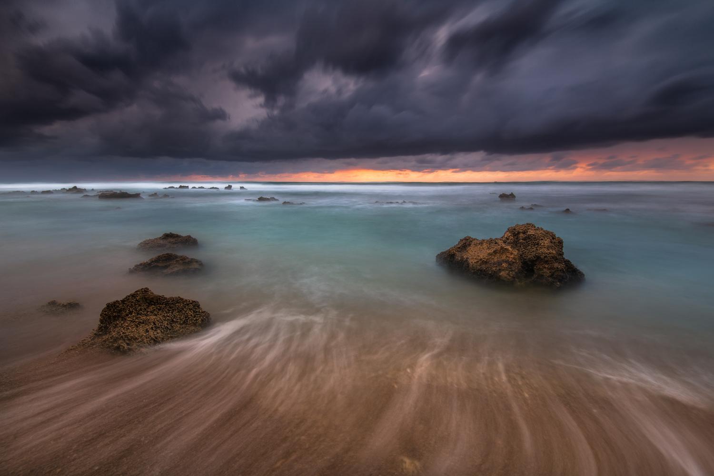 Stormy Waters by Idan Livni