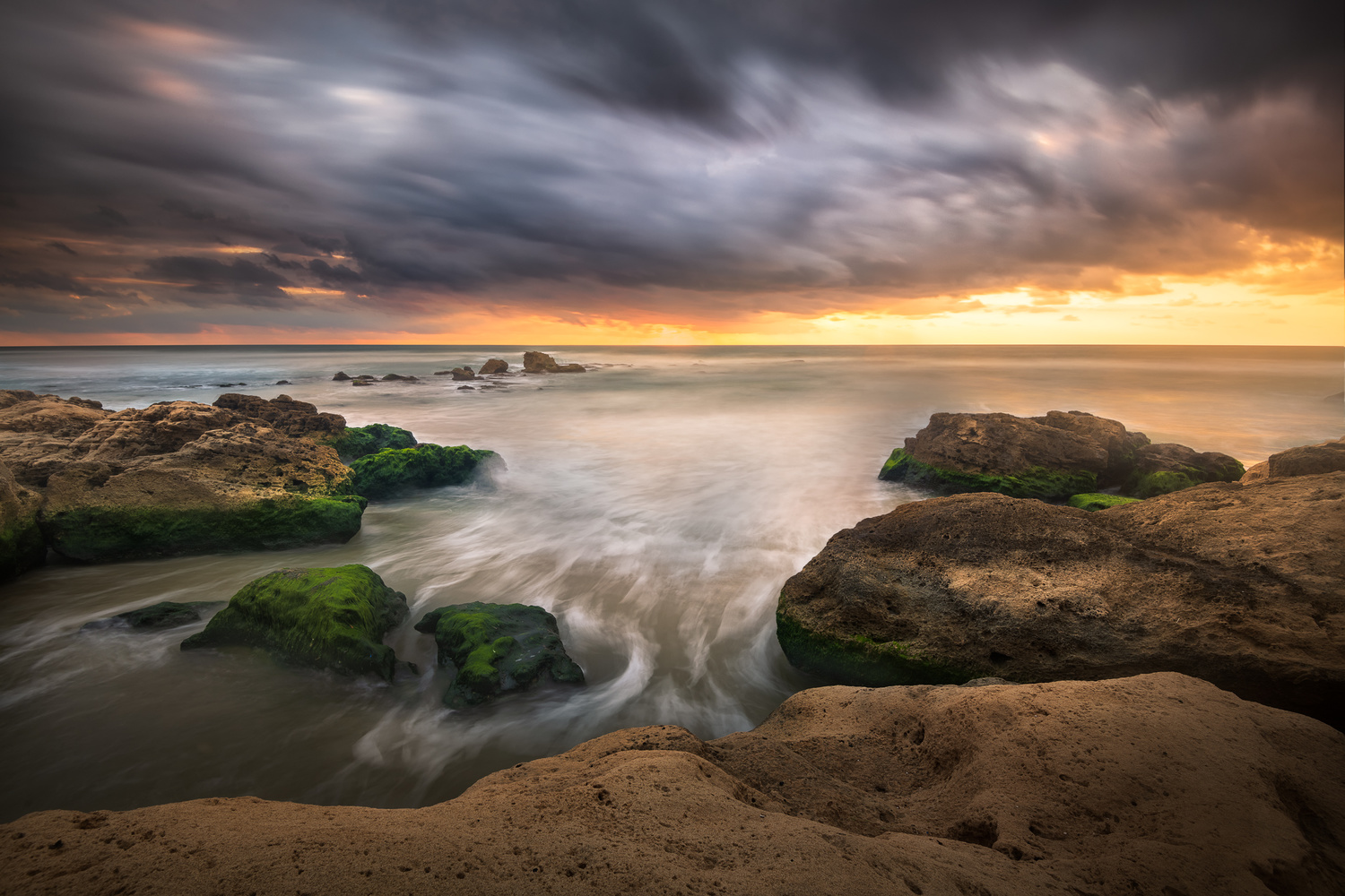 Storms End by Idan Livni