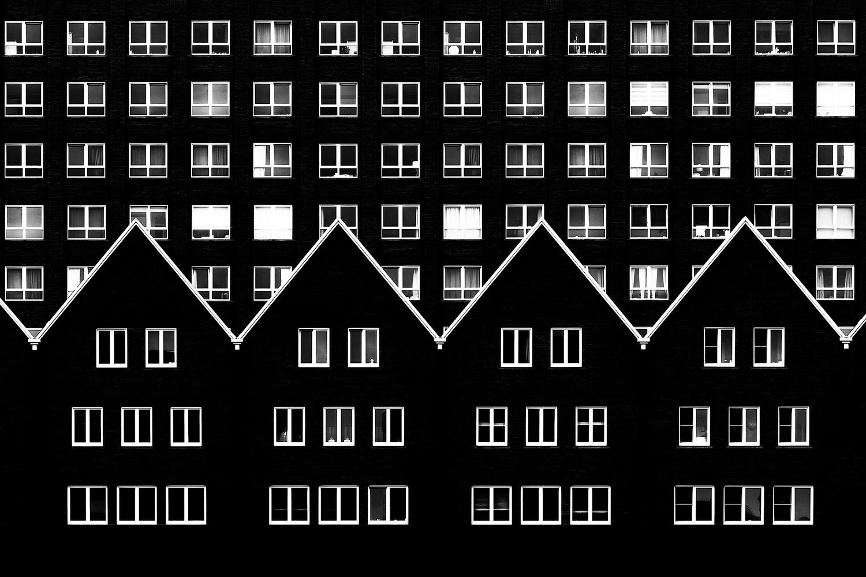 Urban Density by Alon Jacobi