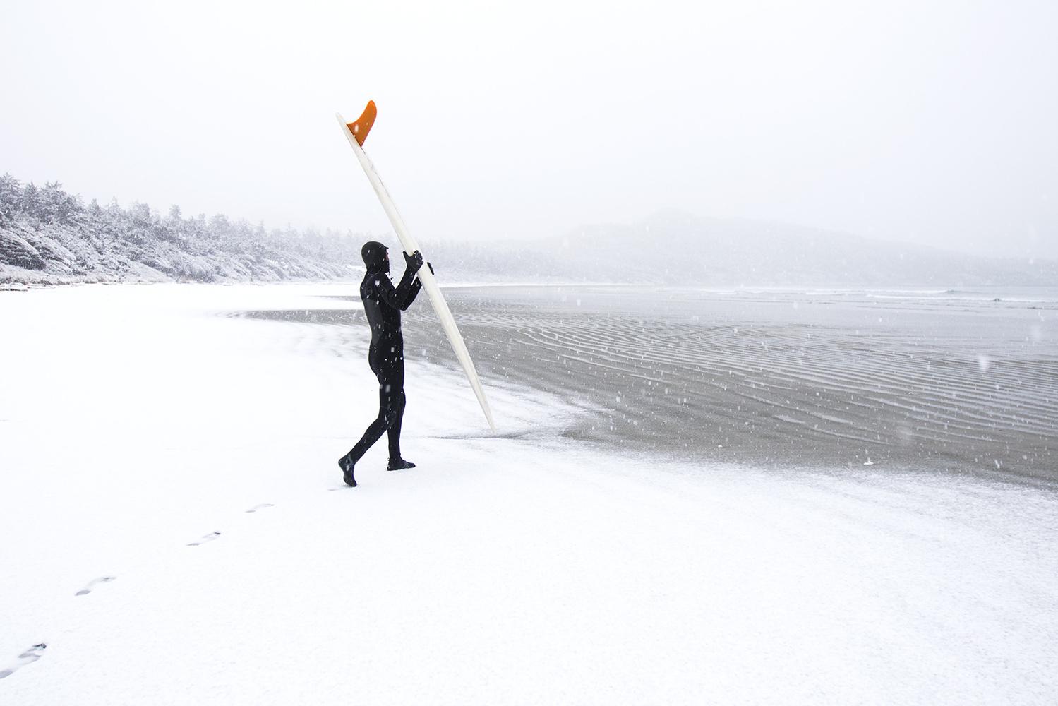 Snow Day by Marcus Paladino