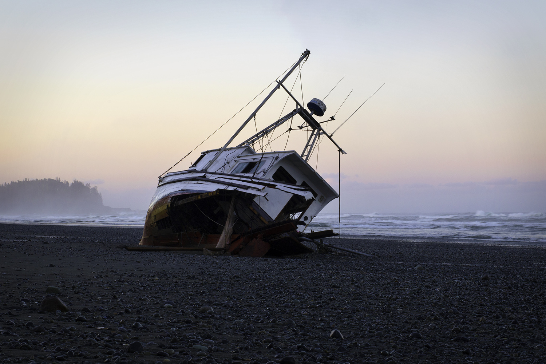 Shipwreck Cove by Marcus Paladino