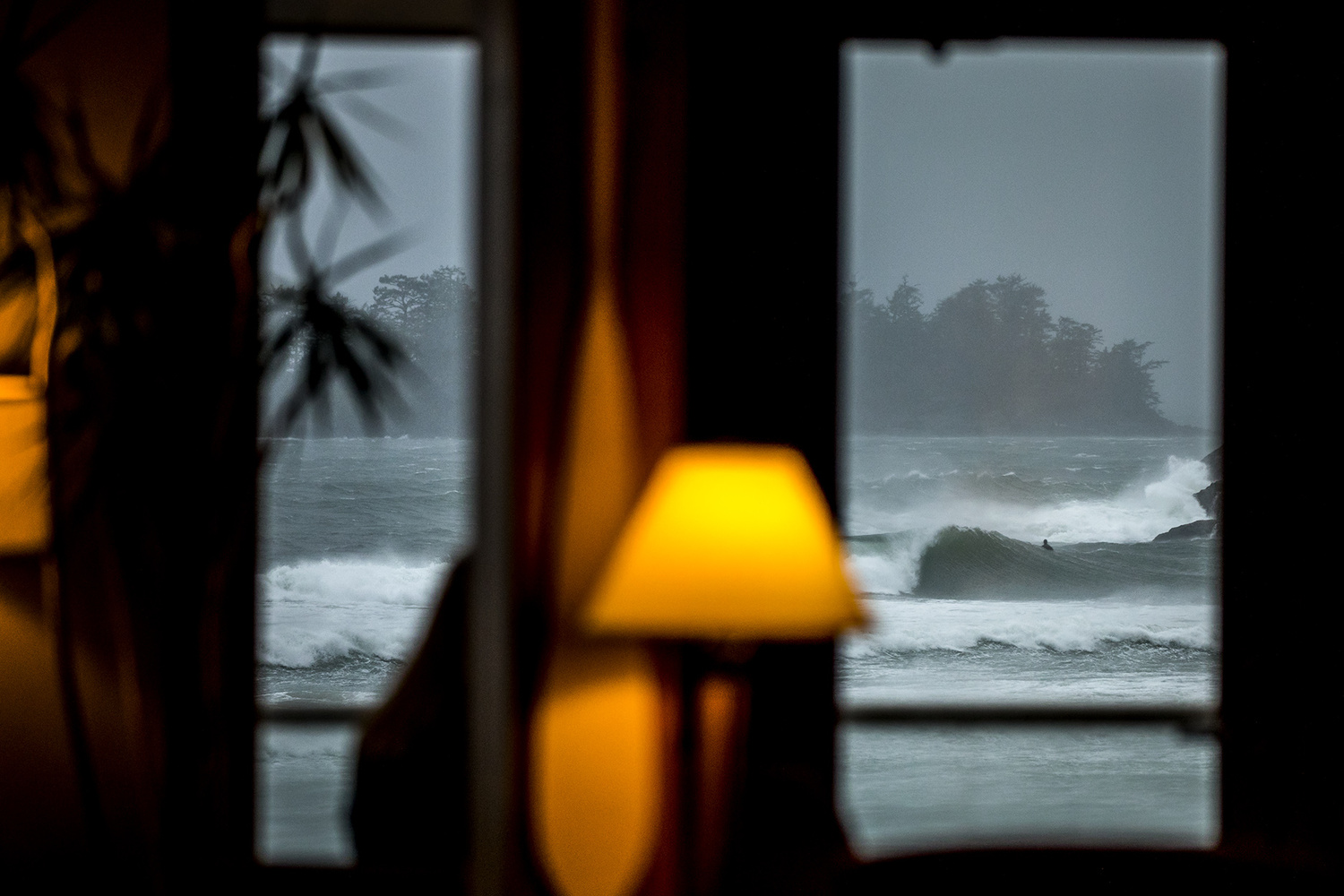 Room With A View by Marcus Paladino