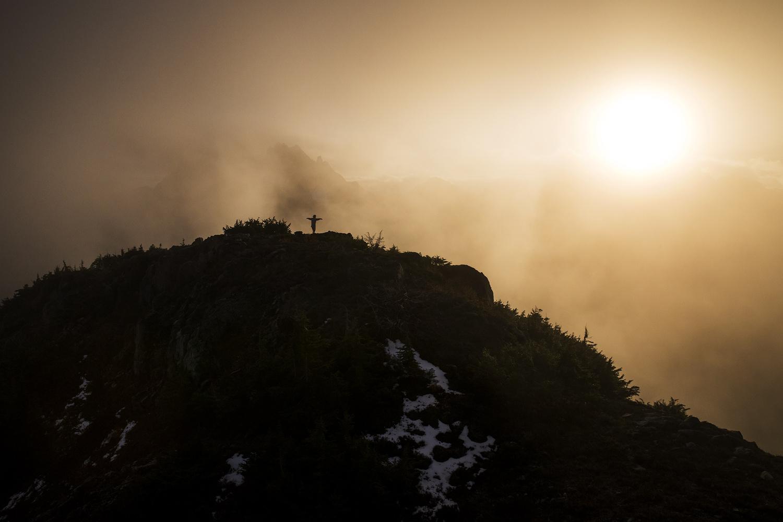 Hike Life by Marcus Paladino