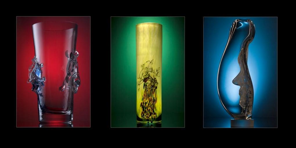 glass art by jon snow