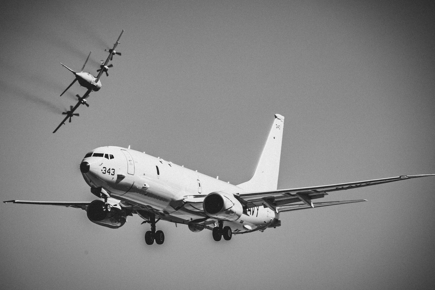 Maritime Patrol Pattern by Cam Smith