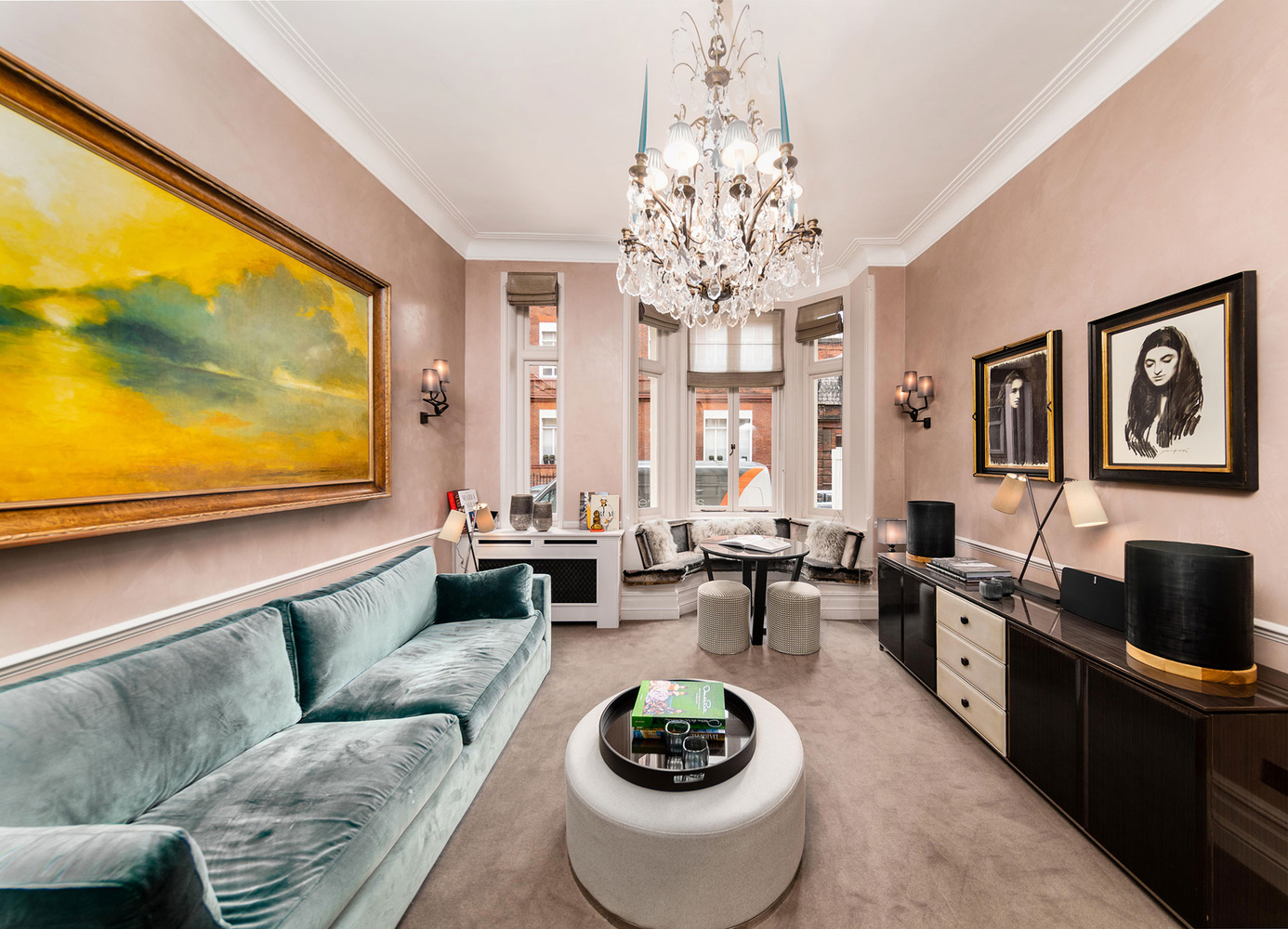 London Property by Bill Zidis