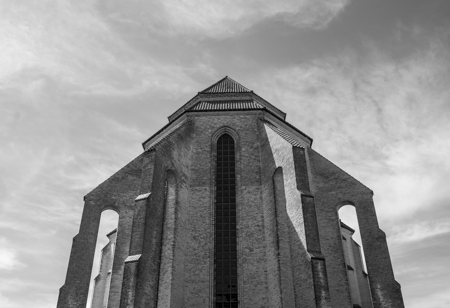 Copenhagen Church by Lucas Wenk