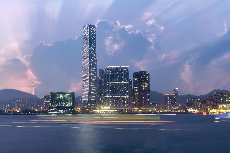 ICC Tower Hong Kong by Jin Lan