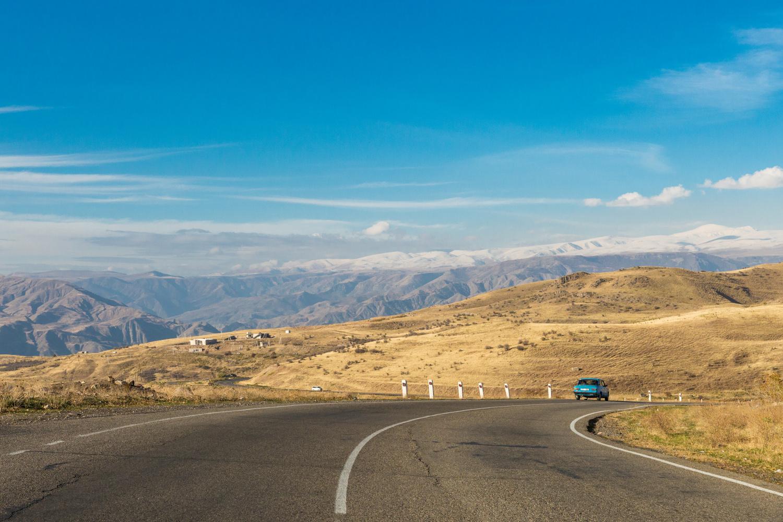 Armenia by Slava Timoshenko