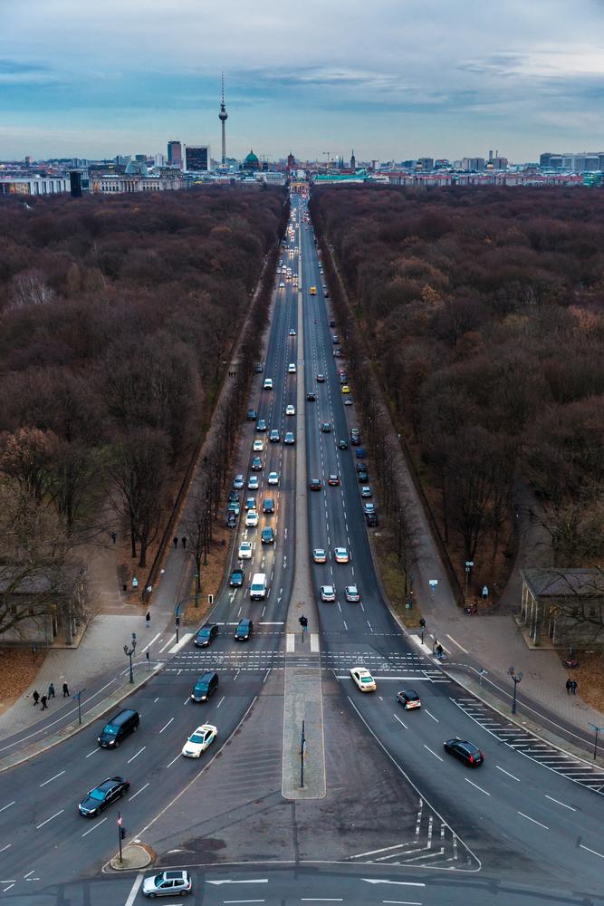 Berlin by Slava Timoshenko
