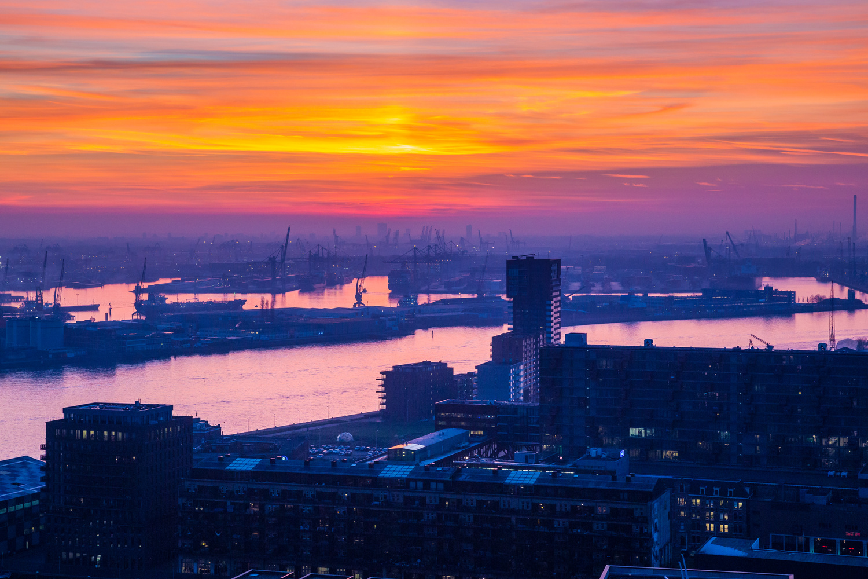 Rotterdam by Slava Timoshenko