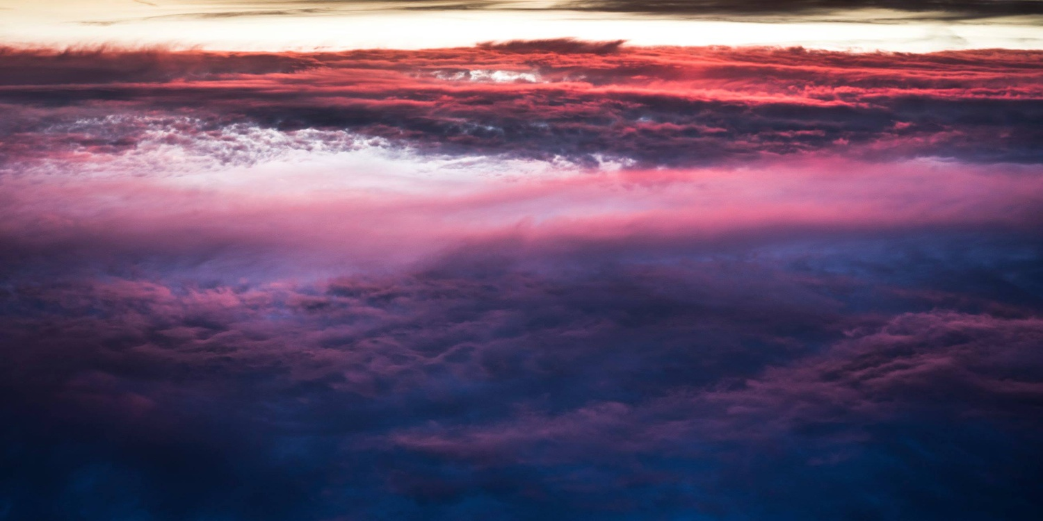 Ocean of Clouds 2 by Jay Overstreet