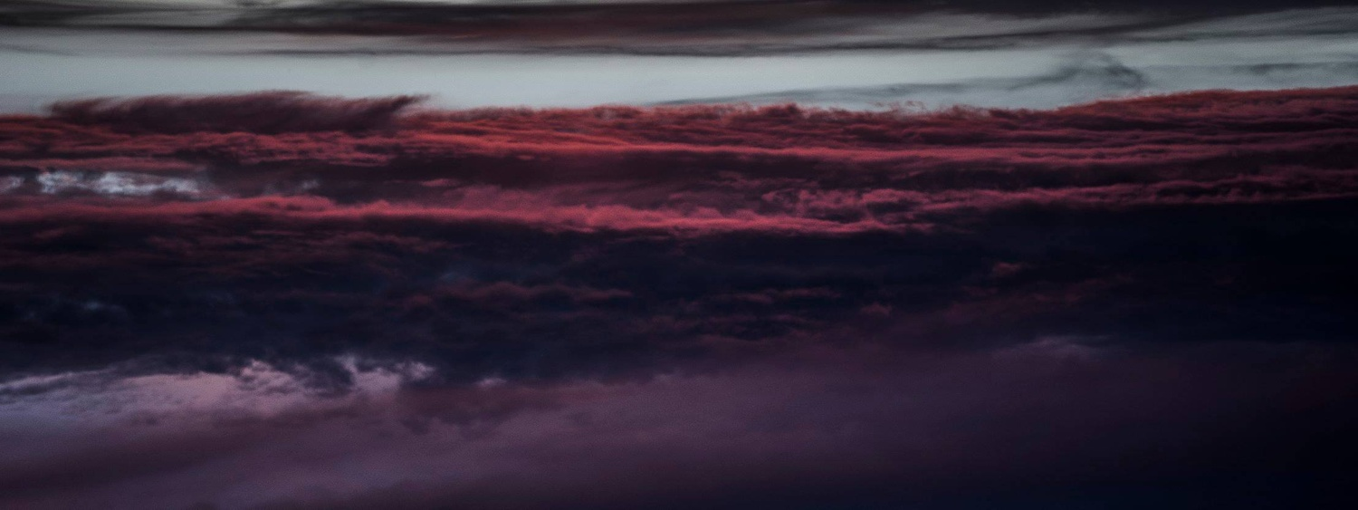 Ocean of Clouds 3 by Jay Overstreet