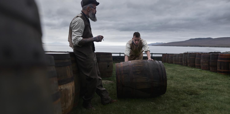 Scotch Whisky - barrels by Marek Dvorak