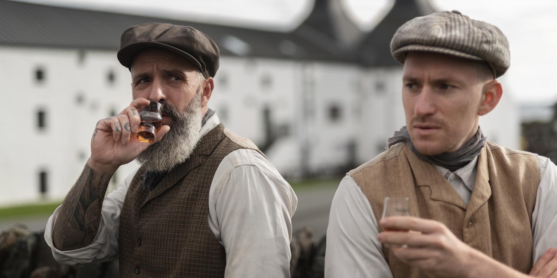 Scotch Whisky by Marek Dvorak