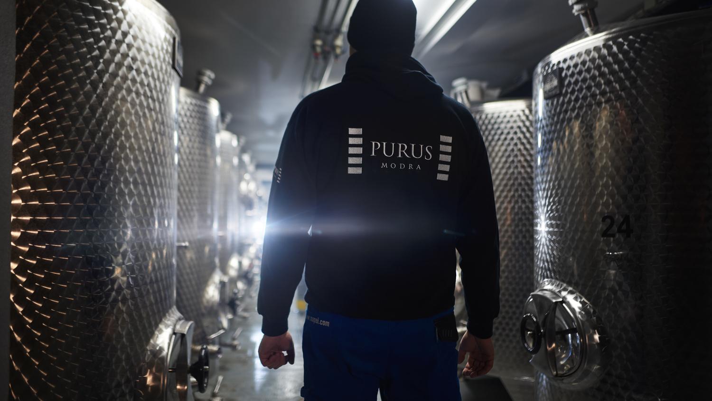 Wine Filtration by Marek Dvorak
