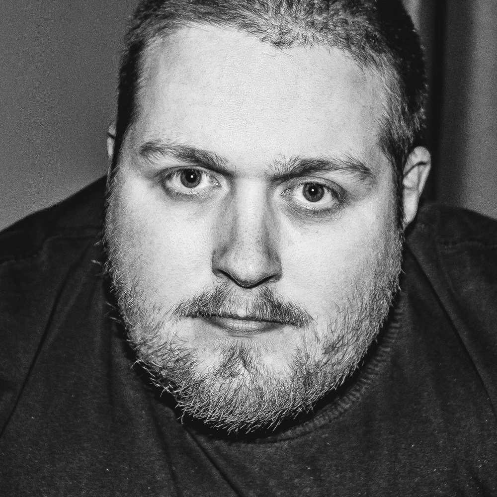 Self Portrait by Martin Angelo Sunesen
