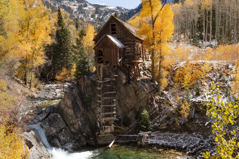 Crystal Mill by John Pless