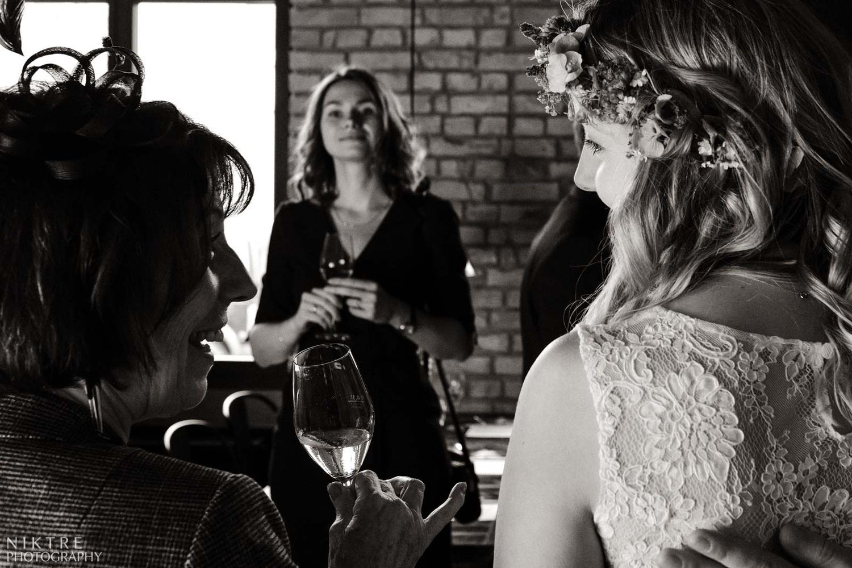 Wedding Reception by Nikita Tretyakov