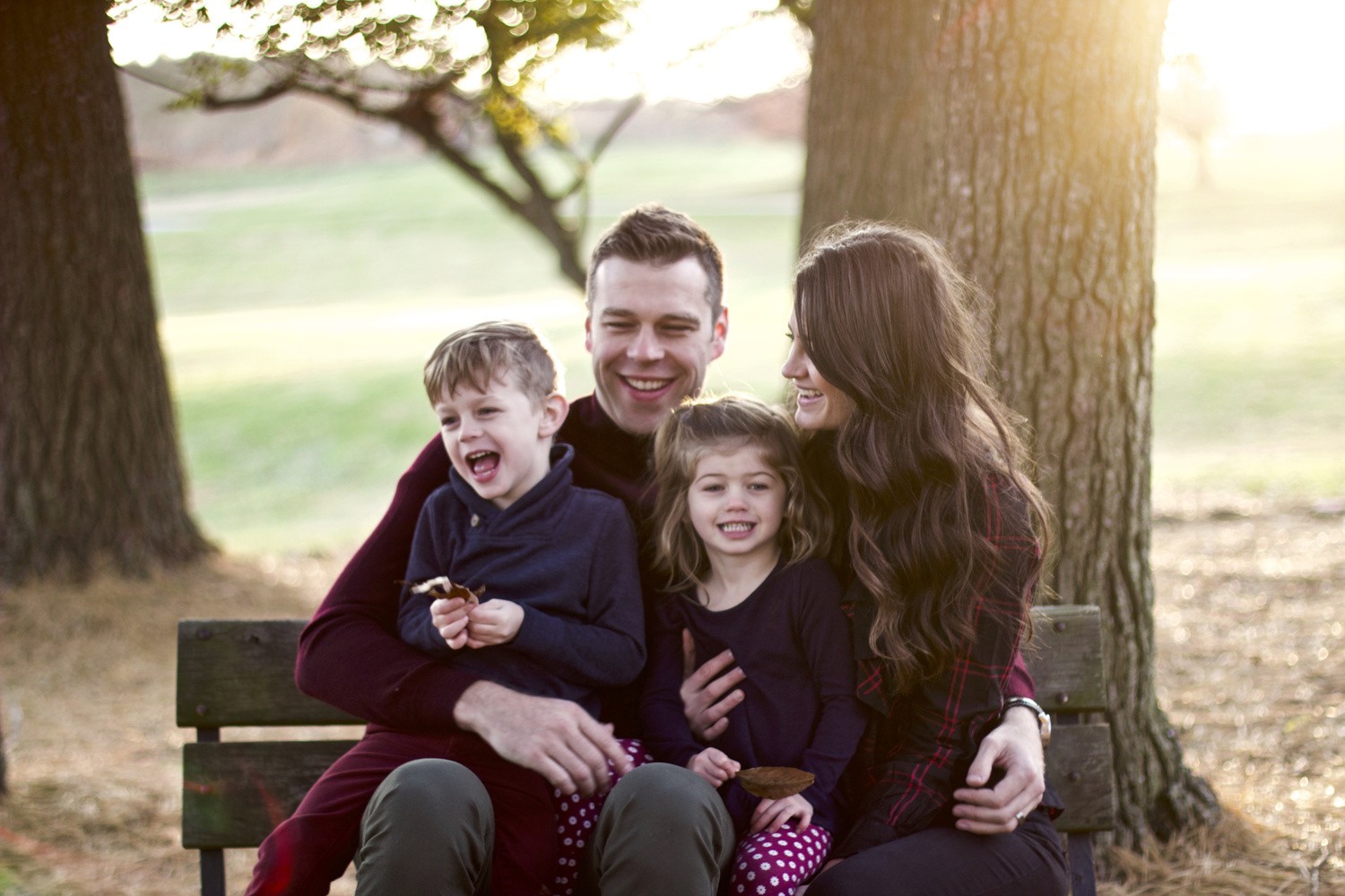 Cromwell bridge park family session 1 by Joshua Anderson