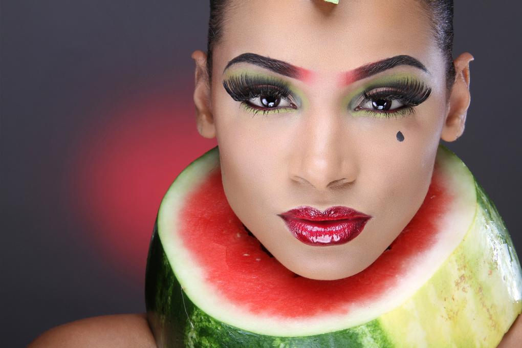 Watermelon Beauty by Farreno Ferguson