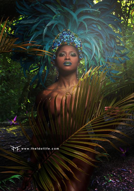 Beauty in Paradise by Farreno Ferguson