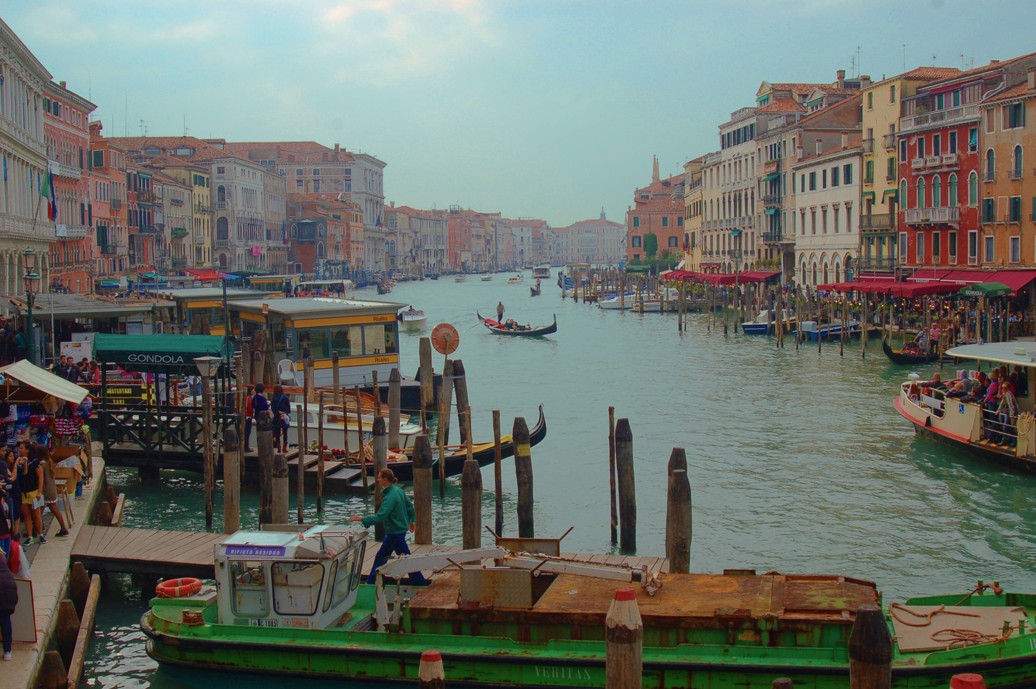 Grand Canal by Michael Cox