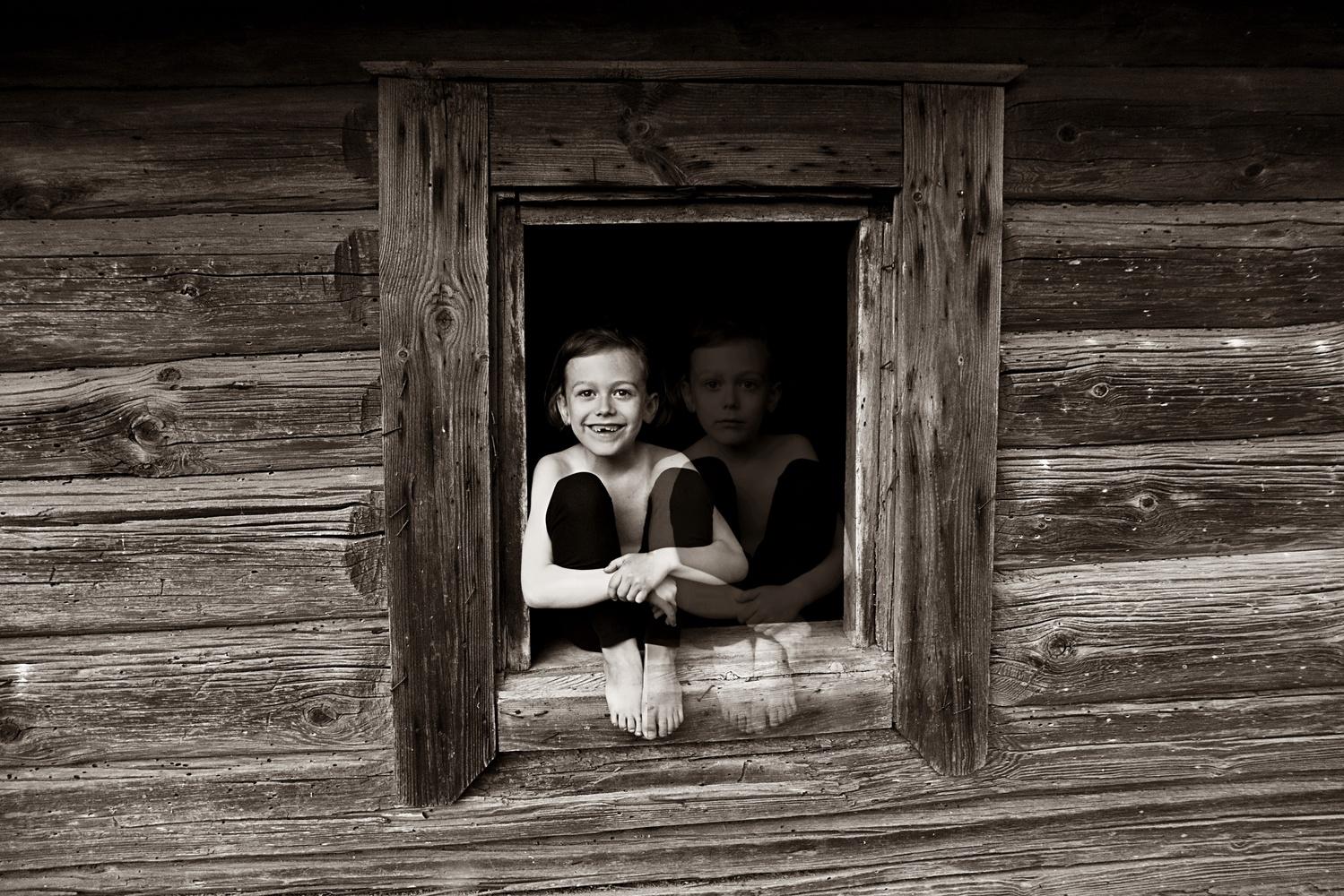Childhood by Judita Juknelė