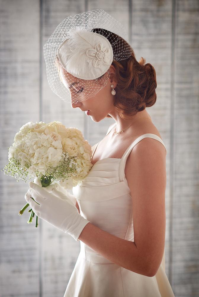 Bridal Beauty Shot by Dan Howell