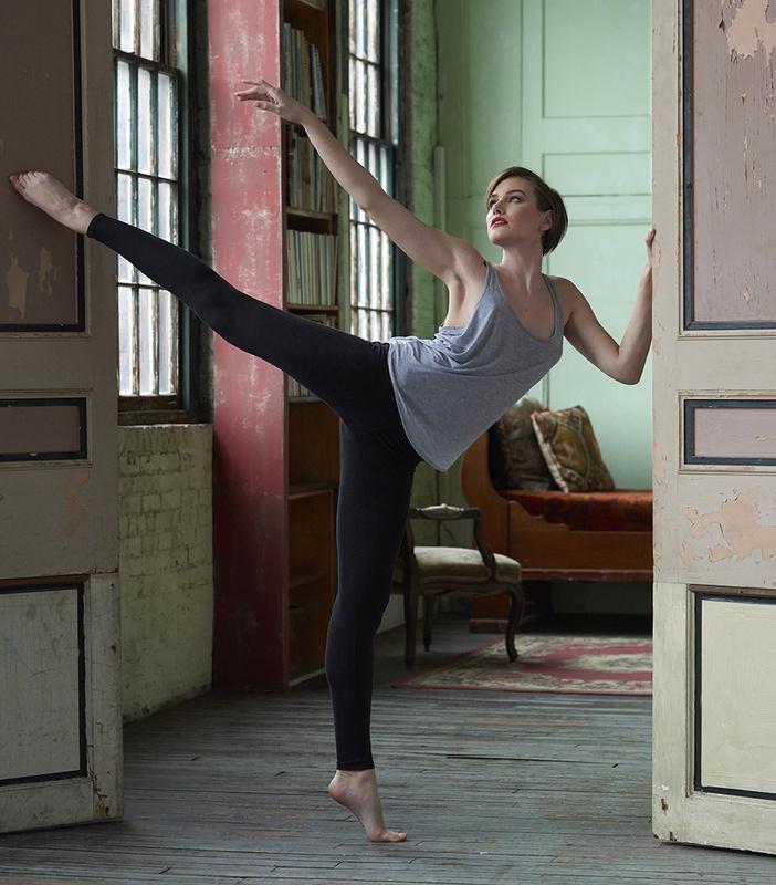 Ballet On Location by Dan Howell