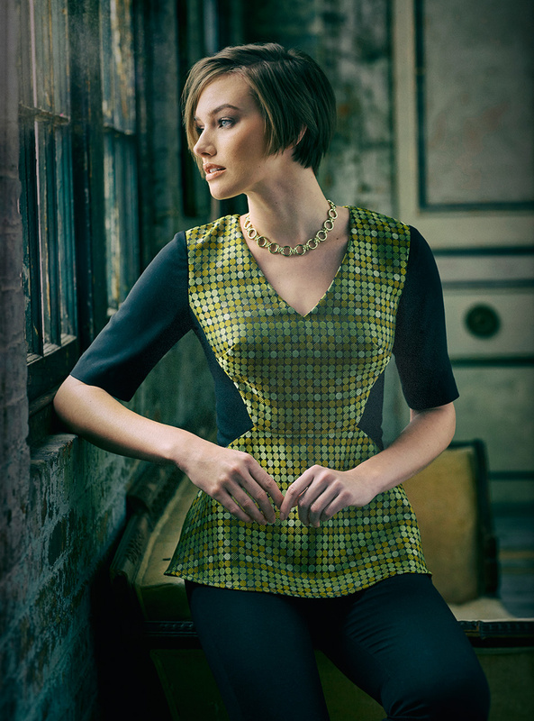 Fall Fashion Window by Dan Howell