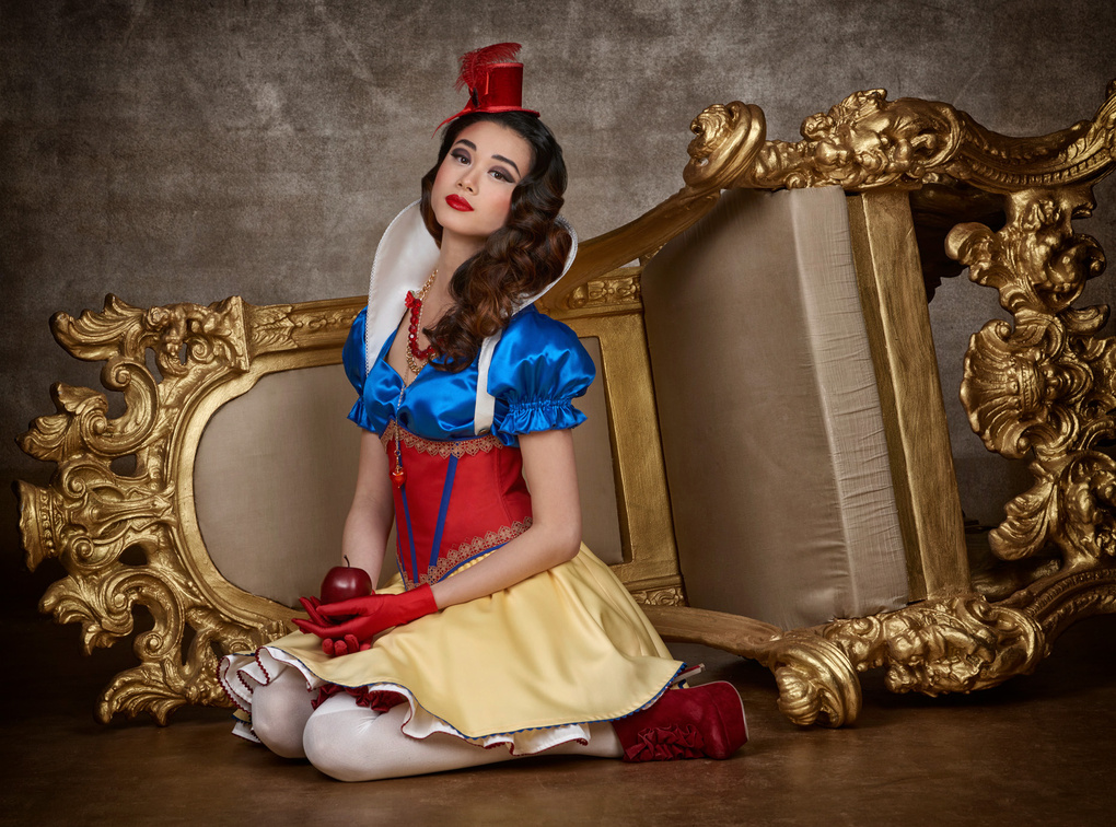 Snow White Interpretation  by Dan Howell